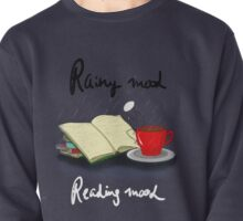 reading mood Pullover