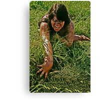 Living Dead Girl Canvas Print