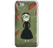 Viola's Garden iPhone Case/Skin