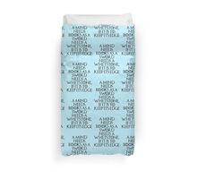 Tyrion Lannister - quote Duvet Cover