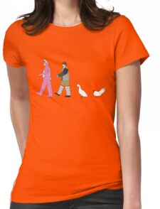 Friends Womens Fitted T-Shirt