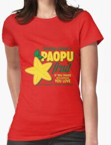 Paopu Fruit - Kingdom Hearts Womens Fitted T-Shirt