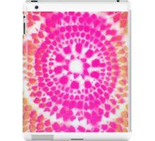 Scale Mandala 4 iPad Case/Skin