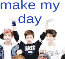 Korean men - BTS Sticker