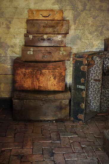 Lost Baggage by Wendi Donaldson