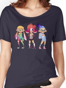 Splatoon Fashionistas Women's Relaxed Fit T-Shirt
