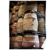 Barrels of Fun Poster