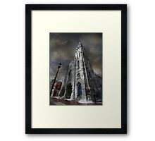 A New Perspective Framed Print