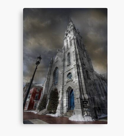 A New Perspective Canvas Print