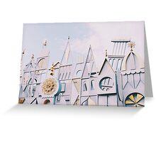 Small World  Greeting Card