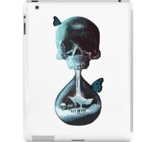 Until dawn - skull and butterflies iPad Case/Skin