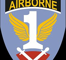 First Allied Airborne Army (Historical) by wordwidesymbols