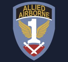 First Allied Airborne Army (Historical) Kids Tee