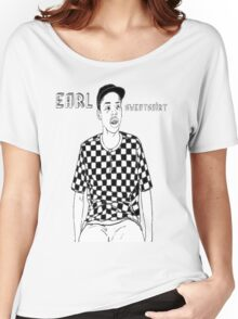 Earl Sweatshirt Women's Relaxed Fit T-Shirt