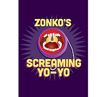Screaming Yo-Yo - Harry Potter Photographic Print