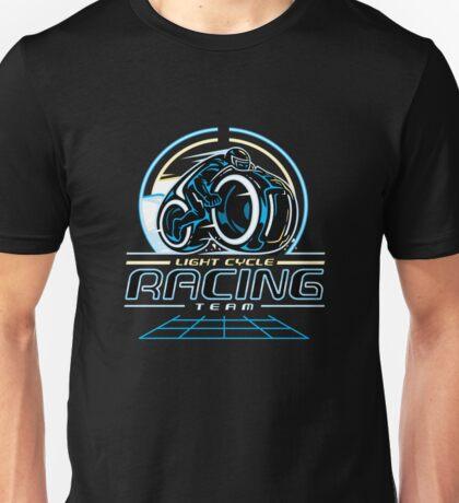 Light Cycle Racing Unisex T-Shirt