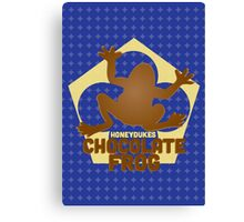 Chocolate Frog - Harry Potter Canvas Print