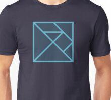 Elm Logo Monochrome Unisex T-Shirt
