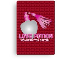 Love Potion - Harry Potter Canvas Print