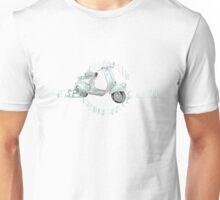 Vespa Club Manchester UK Unisex T-Shirt