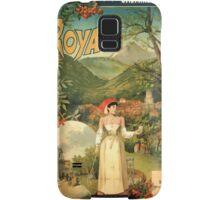 Gustave Fraipont Affiche PLM Royat Samsung Galaxy Case/Skin