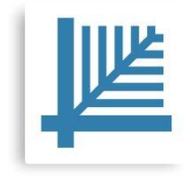 LiveScript Logo Canvas Print