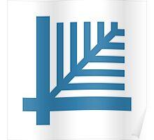 LiveScript Logo Poster