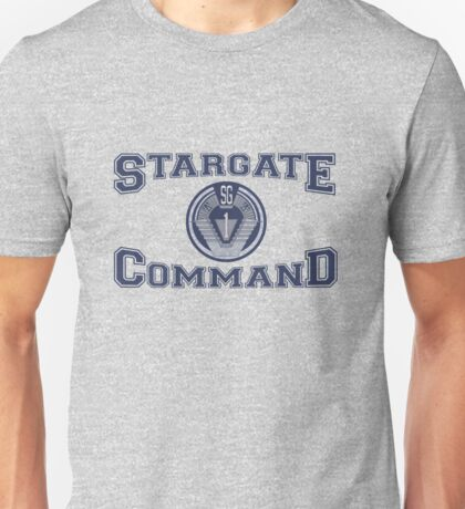Stargate Command Athletics Unisex T-Shirt