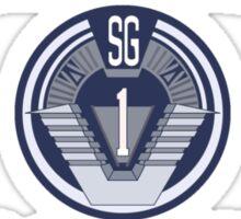 Stargate Command Athletics Sticker