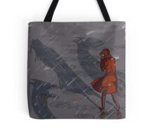 On you will go.  Tote Bag