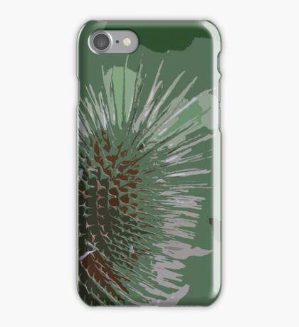 A Lesson In Camouflage iPhone Case/Skin