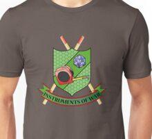 Instruments of War Unisex T-Shirt