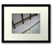 Lost in inner space Framed Print