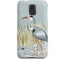 Heron Samsung Galaxy Case/Skin