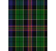 00504 Allison (MacGregor - Hastie) Tartan  Photographic Print