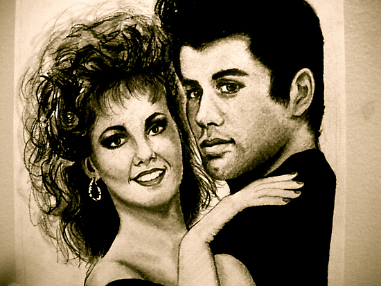 Grease is the Word by Allie Keech