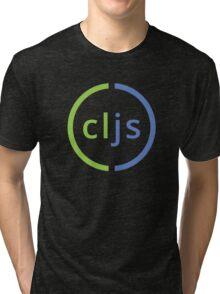 Clojure Script Logo Tri-blend T-Shirt