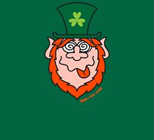 St Paddy's Day Mad Leprechaun Unisex T-Shirt