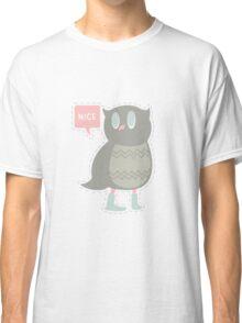 Ye Owl Classic T-Shirt