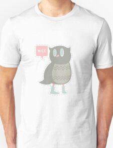 Ye Owl Unisex T-Shirt