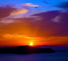 Greece and Sunsets by John44
