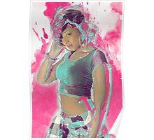 B Girl Poster