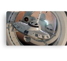IXS Enterprise (only 5 available) Metal Print