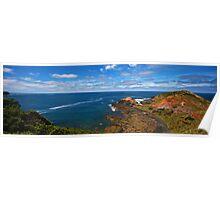 Bass Strait & Cape Schanck, Victoria Poster