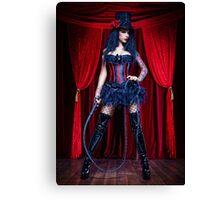 Maîtresse Cirque Canvas Print