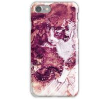 Red Series: On the Prowl iPhone Case/Skin