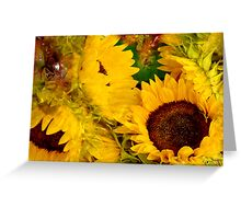 Sunshine For You Greeting Card