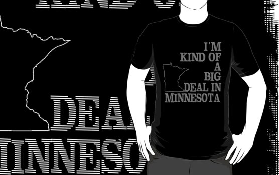 im kind of a big deal minnesota by personalized
