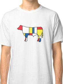 Mmmooondrian Classic T-Shirt