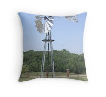 Windmill Throw Pillow